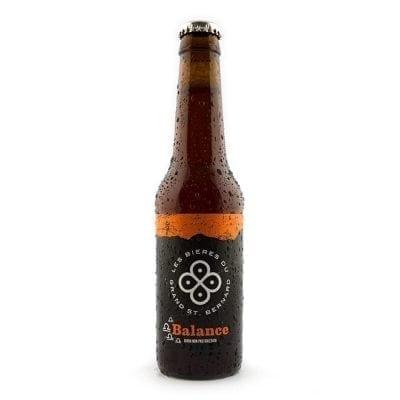 Balance - Les Bières du Grand St. Bernard