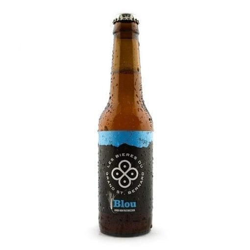 Blou - Les Bières du Grand St. Bernard