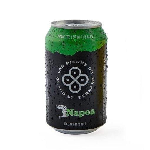 Napea - Les Bières du Grand St. Bernard