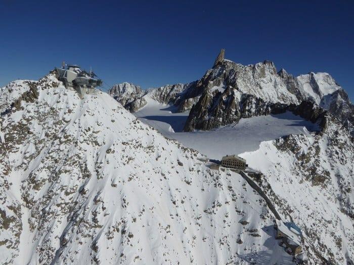 Sky Way – Funivie Monte Bianco