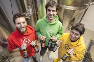 Production - Les Bières du Grand St. Bernard