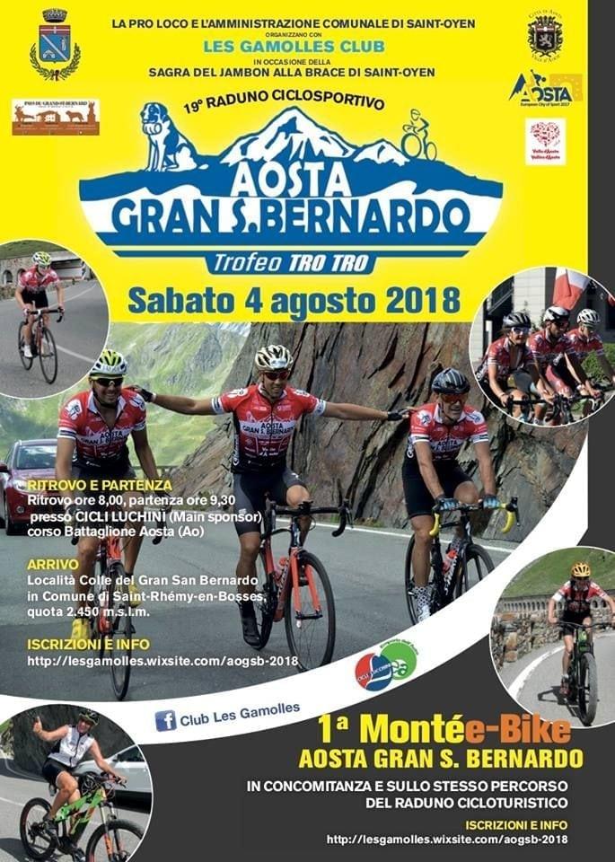 19° Raduno Ciclosportivo Aosta-G.S.Bernardo