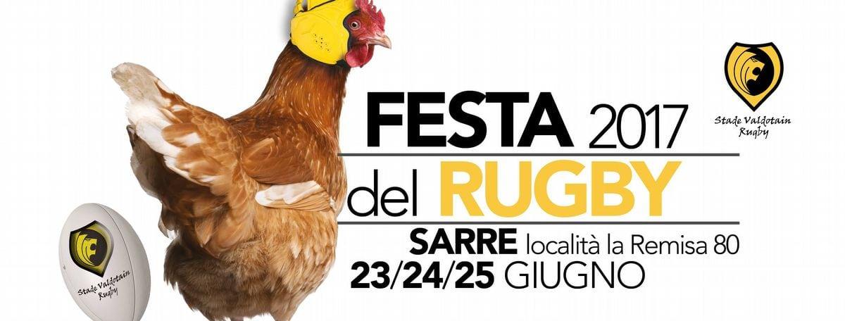 Festa del Rugby 2017