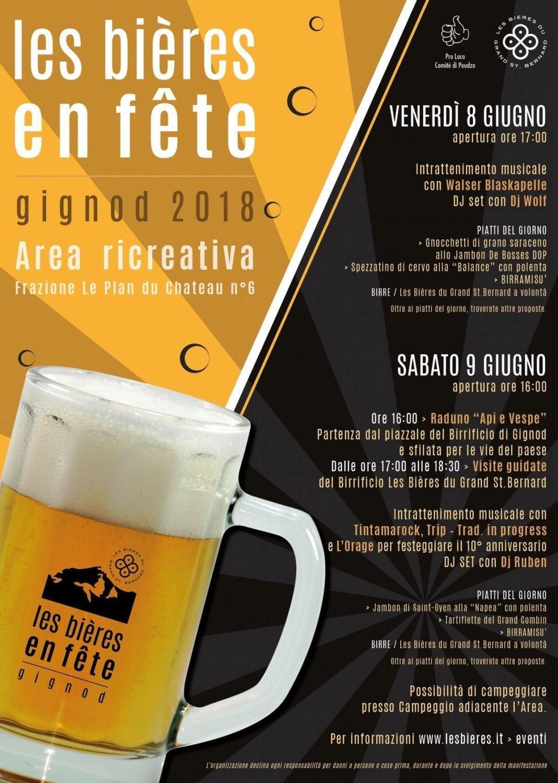 Les Bières en Fête 2018