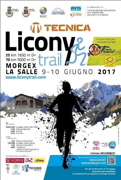 Licony Trail 2017
