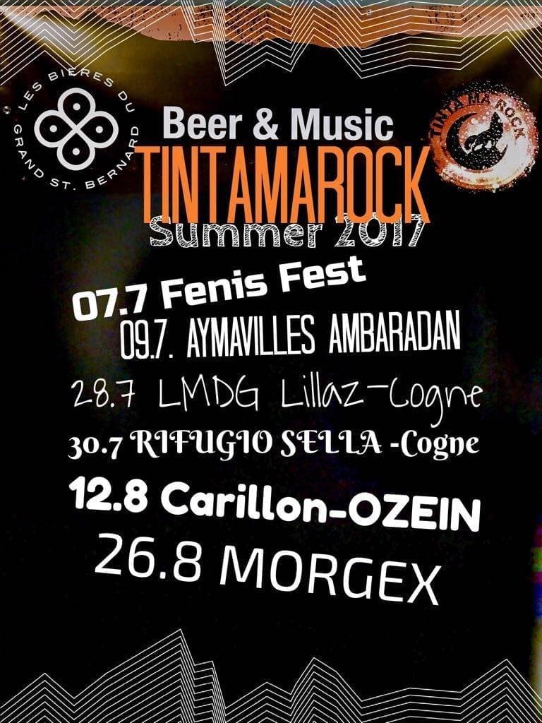 Tinta Ma Rock – summer 2017