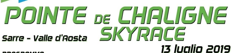 POINTE DE CHALIGNE SKY RACE 2019
