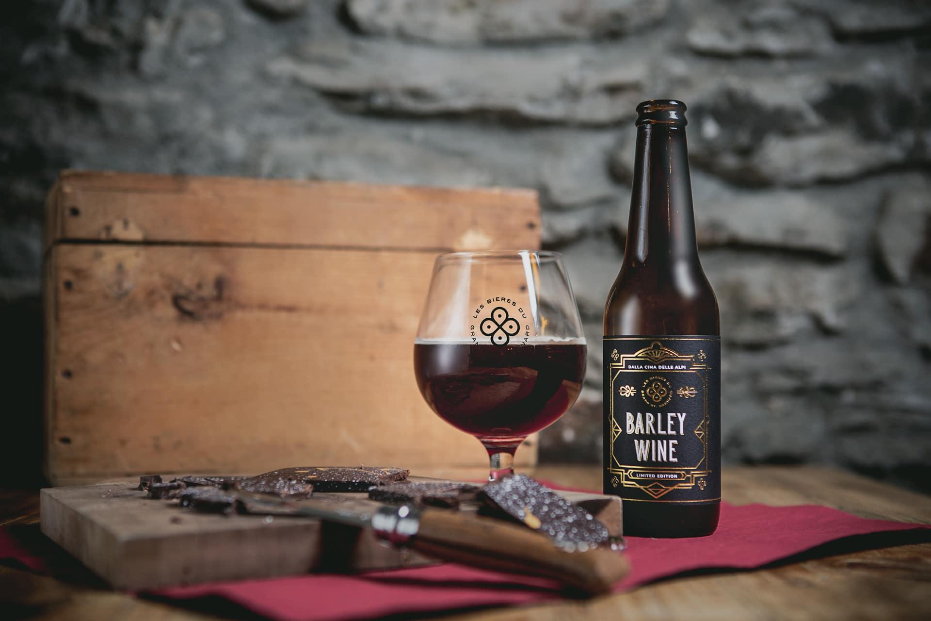 Nuova Barley Wine